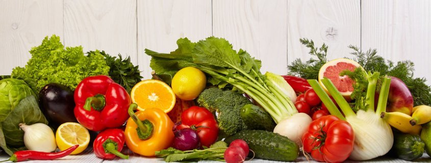 Nutrition for recovering alcoholics - Healing the body with good food